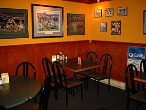 Immerse yourselves in football!